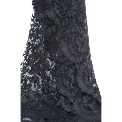 Textiles. Mantilla de blonda, PPIOS S. XX.
