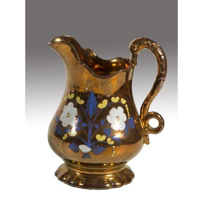 Pareja de jarras Bristol, S. XIX