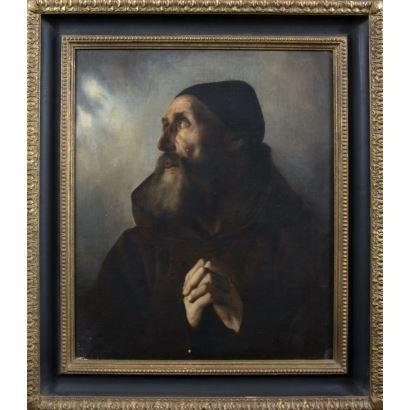 François-Marius GRANET (1775-1849).