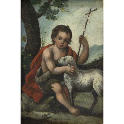 Pintura de Alta Época. Escuela Española, siglo XVII.