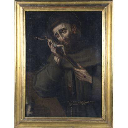 Pintura de Alta Época. Escuela Valenciana, siglo XVII.