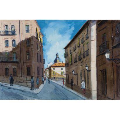 Pintura del siglo XX. Escuela madrileña, S. XX.