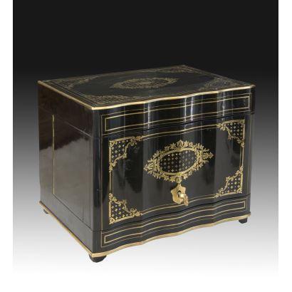 Caja licorera, Napoleón III.