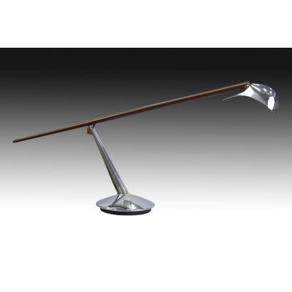 Lámpara de sobremesa modelo Bluebird.
