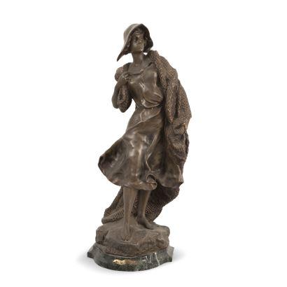 Esculturas. LUCA MADRASSI (1848-1919)