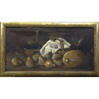 Pintura del siglo XX. CARLOS DERRIVER (1939)