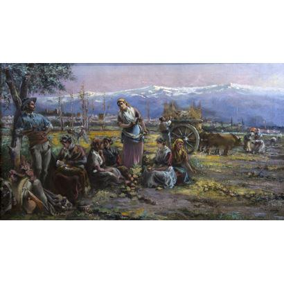 Manuel Ruiz Sánchez-Morales (Baza, Granada 1857- Madrid 1922).