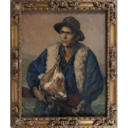 MARIANO YZQUIERDO Y VIVAS (Puerto Príncipe, Cuba, 1893- Madrid, 1985).