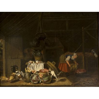 Escuela Holandesa, S. XVII.