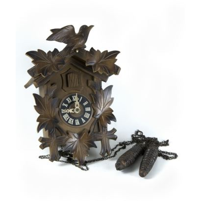 Reloj de cuco alemán, S. XX.