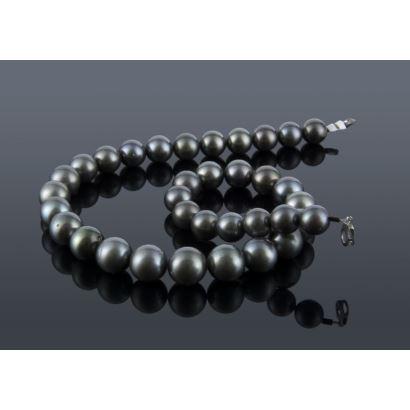 Collar de perlas de Tahití