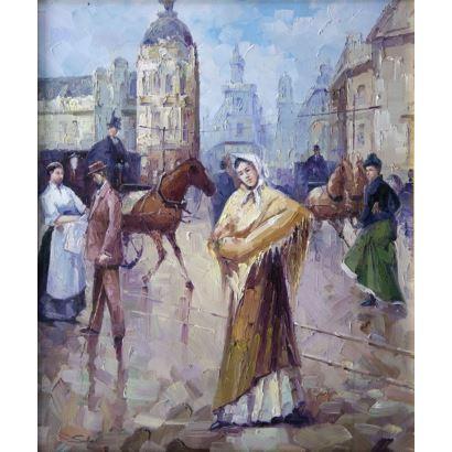 Pintura del siglo XX. Escuela Española, siglo XX.