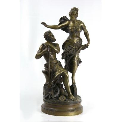 GAUDEZ, Adrien (Francia, 1845 - 1902 )