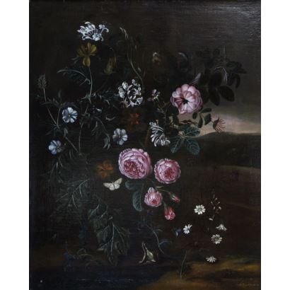 Mathias Calzetti WITHOOS (Amersfoort, Países Bajos, 1627-1703)