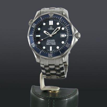 Reloj Omega SeaMaster profesional.