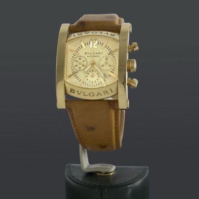 Reloj BVLGARI Assioma Chrono Gold