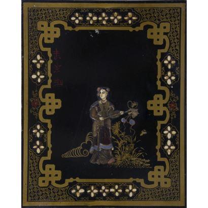Arte Oriental. Escuela china, ppios. S. XX.