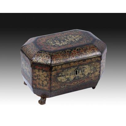 Caja China, circa 1900.