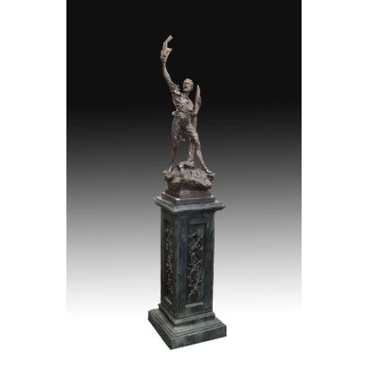 ARTHUR WAAGEN (Francia, 1869 - 1910)
