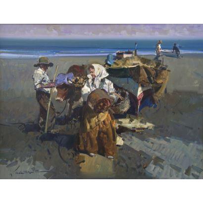 EUSTAQUIO SEGRELLES DEL PILAR (Albaida, Valencia, 1936).
