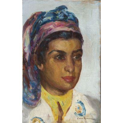 José Cruz Herrera (La Línea de la Concepción, Cádiz, 1890 – Casablanca, Marruecos, 1972).
