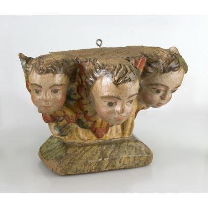 Esculturas. Ménsula, ss. XVIII