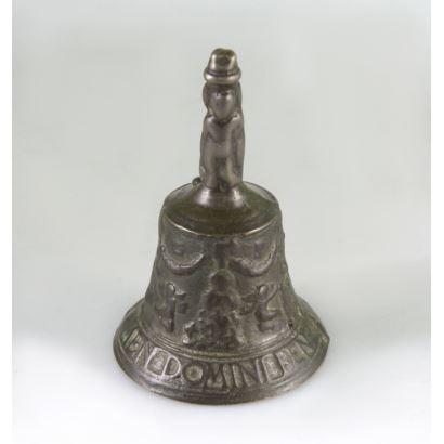 Bronces. Campanilla de Malinas, S. XVI.