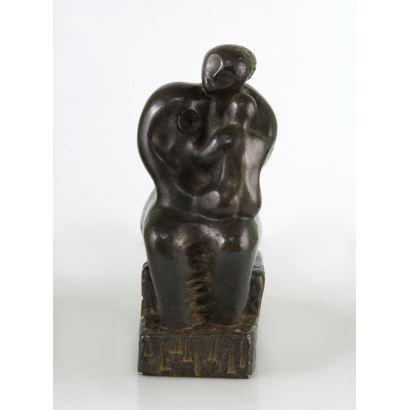 Esculturas. Escuela española, ff. s. XX – ppios. s. XXI.