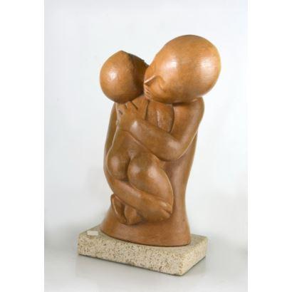 Esculturas. Ramón Abrantes (Corrales del Vino, Zamora, 1930 – Zamora, 2006).