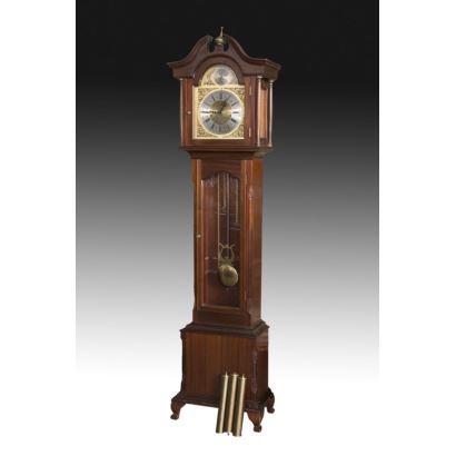 Reloj de caja alta, S. XX.