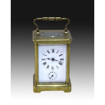 Reloj de cabecera, ppios. S. XX.