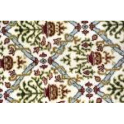 Alfombra española con diseño tipo Cuenca, S. XX.