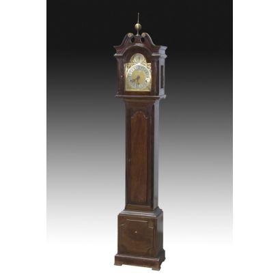 Reloj de caja alta inglés, pps. XX.