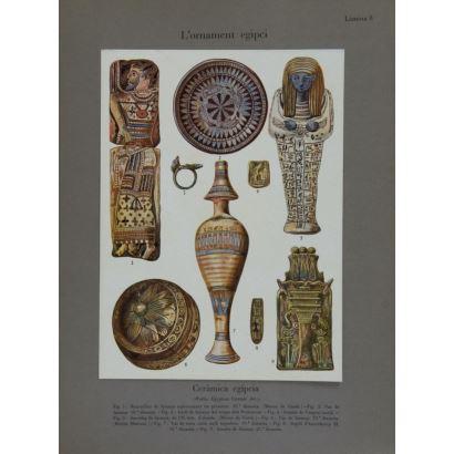 Libros y papel. SPELT, ALEJANDRO. La ornamentación polícroma en todos los estilos históricos.