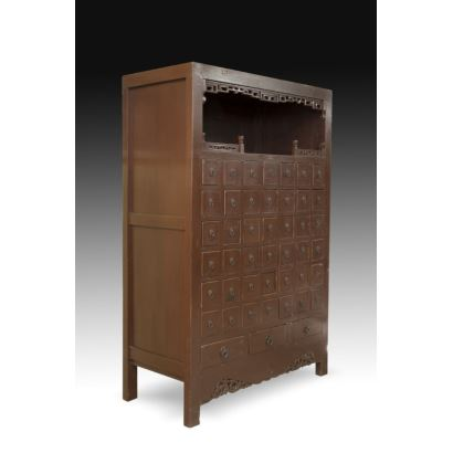 Mueble archivador, China, pps. XIX.