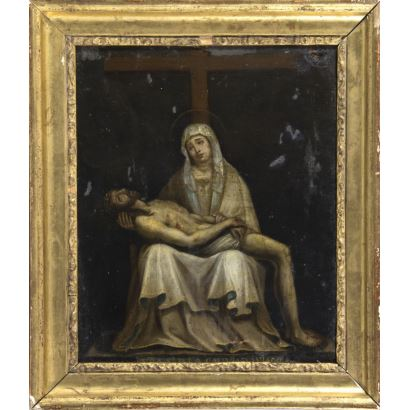 Pintura de Alta Época. Escuela vallisoletana, SS. XVIII