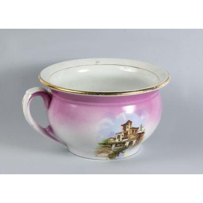 Orinal en cerámica, años 30.