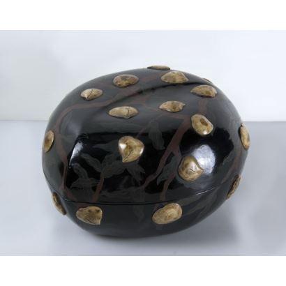 Caja china, S. XIX.
