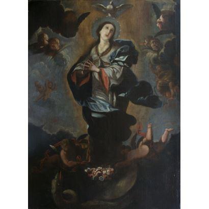 Escuela española, S. XVIII.