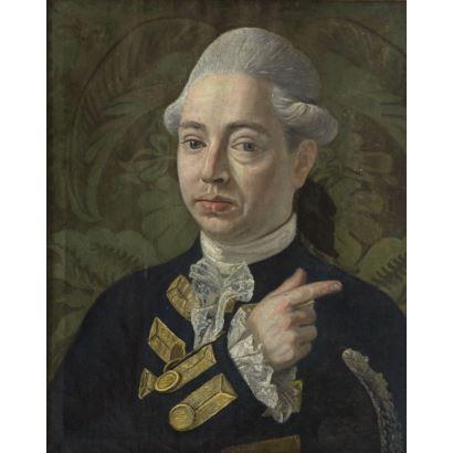 Escuela Inglesa, S. XVIII.