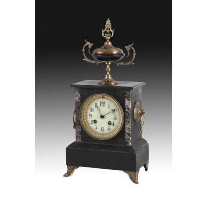 Reloj de sobremesa, hacia 1900
