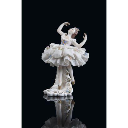 Bailarina alemana, S. XX.