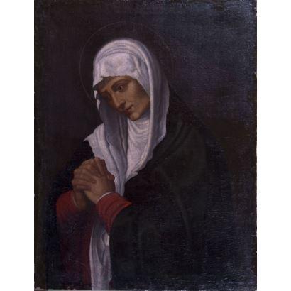 Pintura de Alta Época. Escuela Española, FFS. S. XVIII.