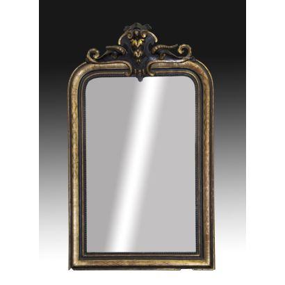 Espejos y marcos. Espejo isabelino.