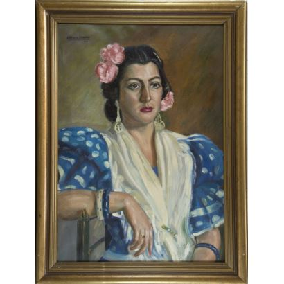 Enrique Segura Iglesias (Sevilla, 1906 – Madrid, 1991).