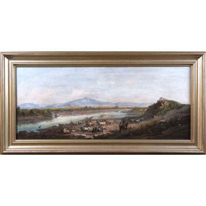 Vincenzo Giovannini (Lodi, 1817- Roma, 1903).