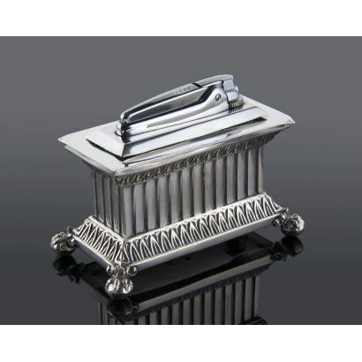 Silver burner, pps. XX.