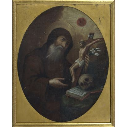 Escuela Española, siglo XVIII.