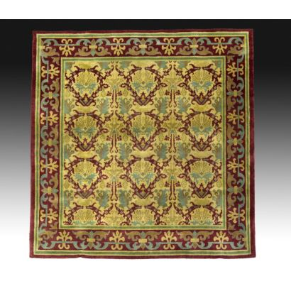 Carpet type Cuenca or Alcaraz, S. XX.