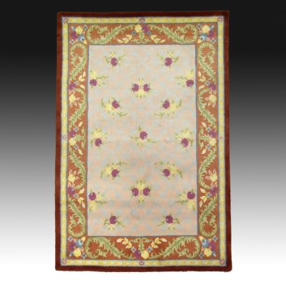 Spanish carpet of knot.
